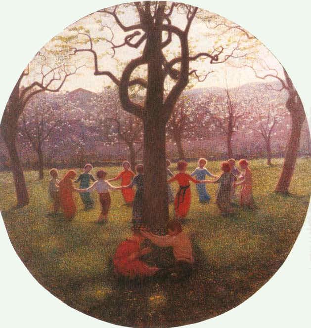 Popfilosofico il quarto stato - Lo specchio della vita volpedo ...