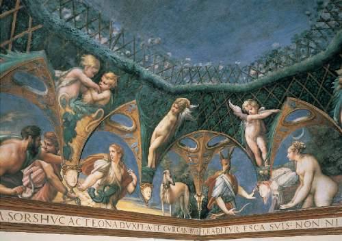 Il parmigianino a fontanellato - Il bagno di diana klossowski ...