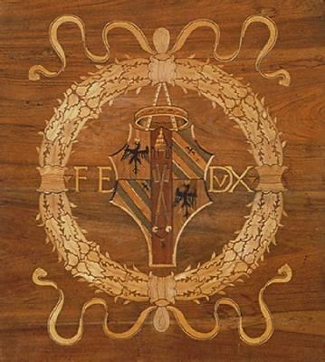 lo stemma di federico da montefeltro
