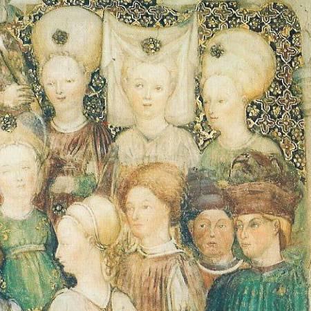 i partecipanti alla festa